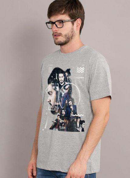 Camiseta Masculina Luan Santana #Luan10