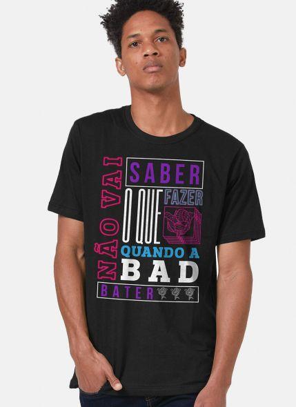 Camiseta Masculina Luan Santana Não Vai Saber o que Fazer