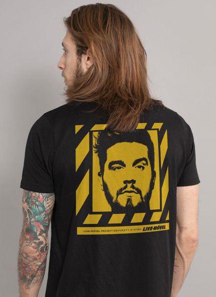 Camiseta Masculina Luan Santana Security System