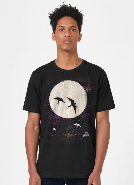 Camiseta Masculina Luan Santana Só pra Você e Eu