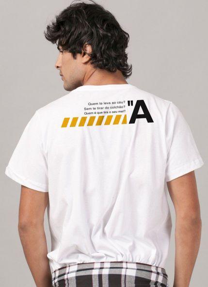 Camiseta Masculina Luan Santana Tá em Dúvida