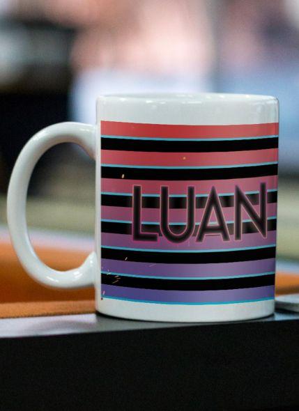 Caneca Luan Santana DVD Viva