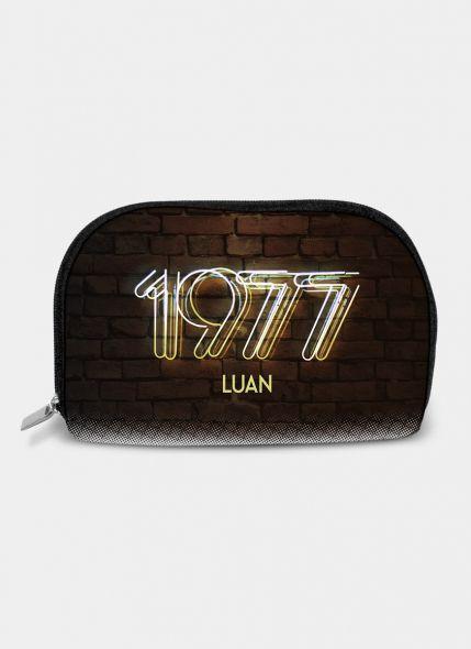Necessaire Luan Santana 1977 Capa