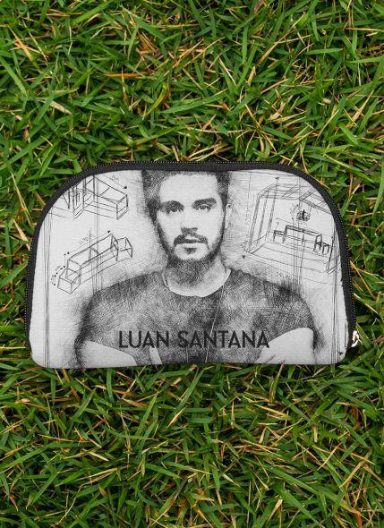 Necessaire Luan Santana A Caixa
