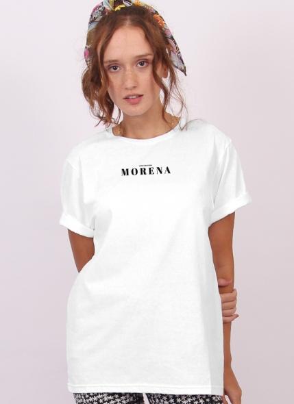T-shirt Feminina Luan Santana Beijo da Morena