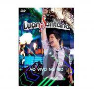 DVD Luan Santana Ao Vivo No Rio