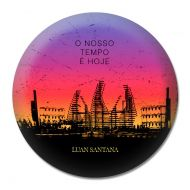 Button Luan Santana - Concept Colors