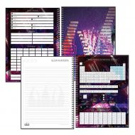 Caderno Luan Santana - Foto Concept