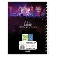 Caderno Luan Santana - O Nosso Tempo é Hoje