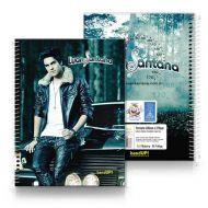 Caderno Luan Santana - Quando Chega a Noite