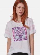 Camiseta Athletic Feminina Luan Santana Quando a Bad Bater
