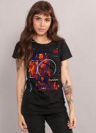 Camiseta Feminina Luan Santana 10 Anos