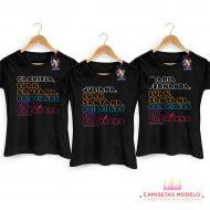 Camiseta Feminina Luan Santana Cê Topa? 2