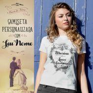 Camiseta Luan Santana Chuva de Arroz Personalizada
