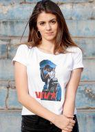 Camiseta Feminina Luan Santana DVD Viva Silhueta