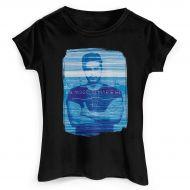 Camiseta Feminina Luan Santana #EVME