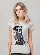 Camiseta Feminina Luan Santana #Luan10