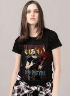 Camiseta Feminina Luan Santana Luan do Metal