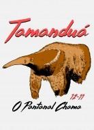 Camiseta Feminina O Pantanal Chama <b>Tamanduá</b>