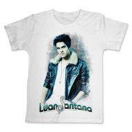 Camiseta Infantil Luan Santana - Quando Chega a Noite White
