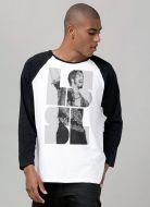 Camiseta Manga Longa Raglan Masculina Luan Santana LSSL