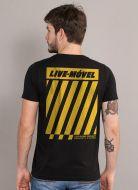 Camiseta Masculina Luan Santana Live-Móvel Project
