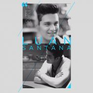 Camiseta Masculina Luan Santana - Te Esperando Modelo 2