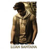Camiseta Masculina Luan Santana Te Vivo