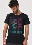 Camiseta Masculina Luan Santana Viva Mundo