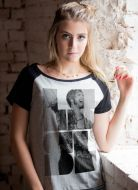 Camiseta Raglan Feminina Luan Santana LSSL