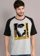 Camiseta Raglan Masculina Luan Santana Project