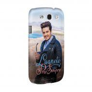 Capa para Samsung S3 Luan Santana Luanete Pra Sempre