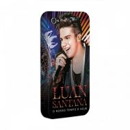 Capa para iPhone 4/4S Luan Santana - O Nosso Tempo é Hoje