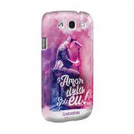Capa para Samsung Galaxy S3 Luan Santana O Amor Dela Sou Eu