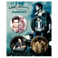 Cartela de Buttons Luan Santana