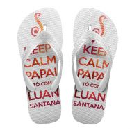 Chinelo Luan Santana - Keep Calm Papai