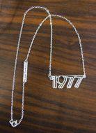 Colar Prata Luan Santana 1977