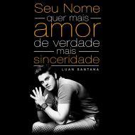 Moletinho Preto Luan Santana Você Quer Mais Amor