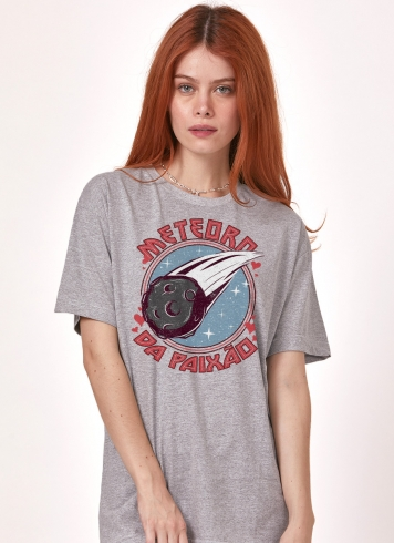T-shirt Feminina Luan Santana Meteoro da Paixão