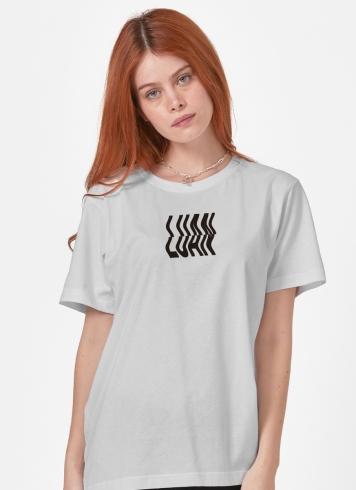 T-shirt Feminina Luan Santana Só Quem Sonha