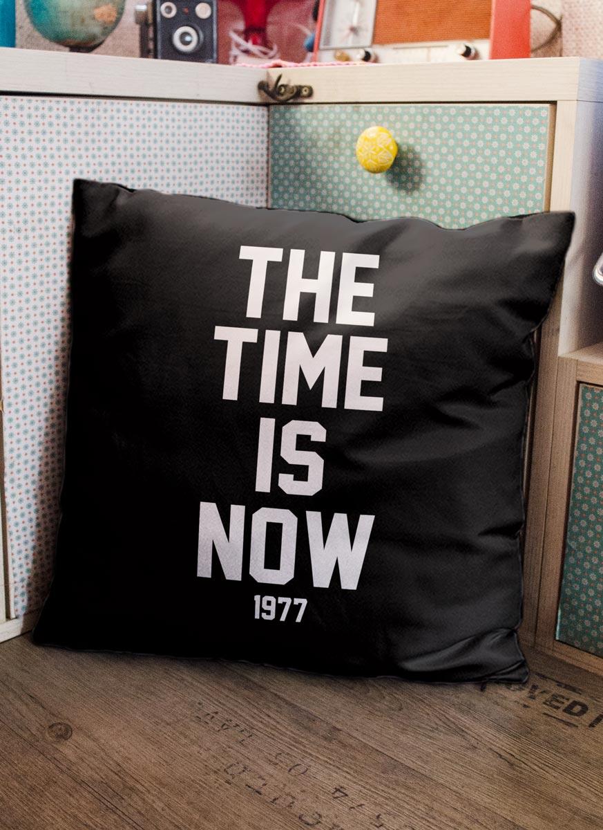 Almofada de Tecido Luan Santana The Time Is Now