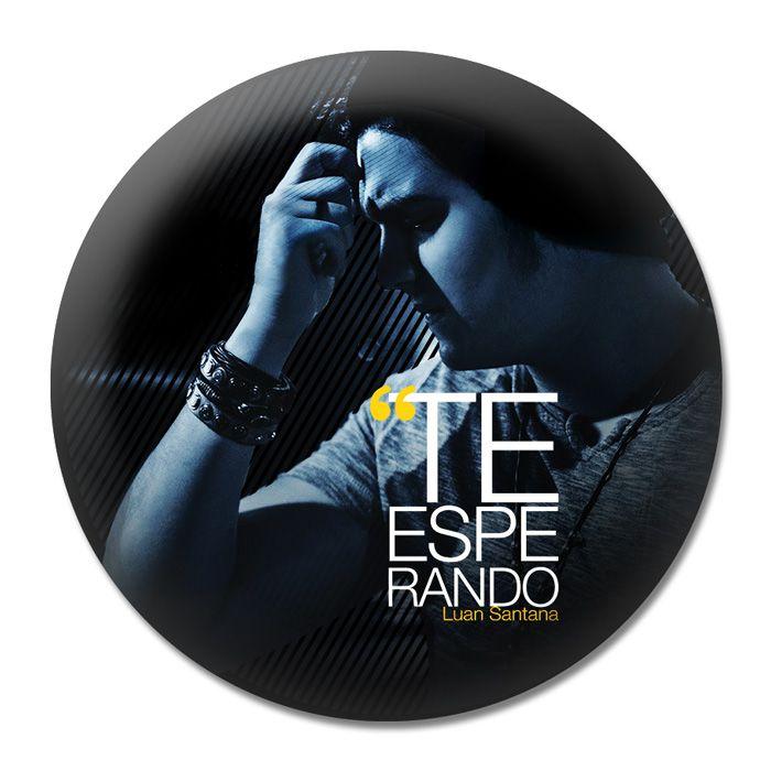 Button Luan Santana - Te Esperando