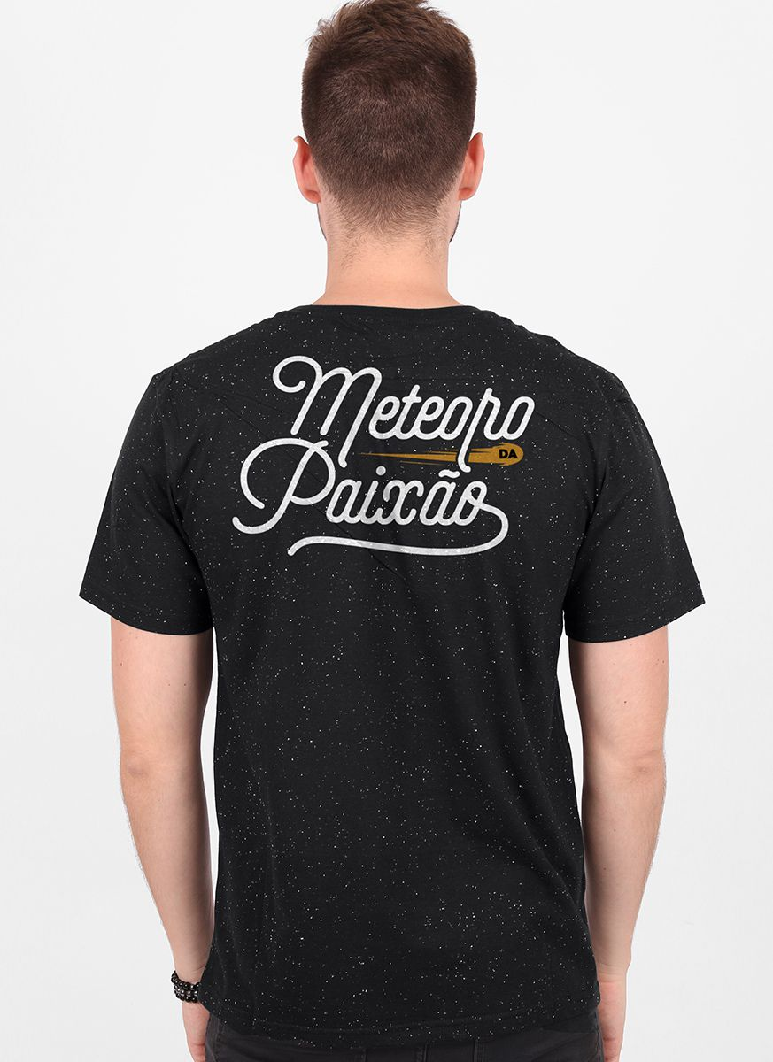 Camiseta Masculina Luan Santana Meteoro