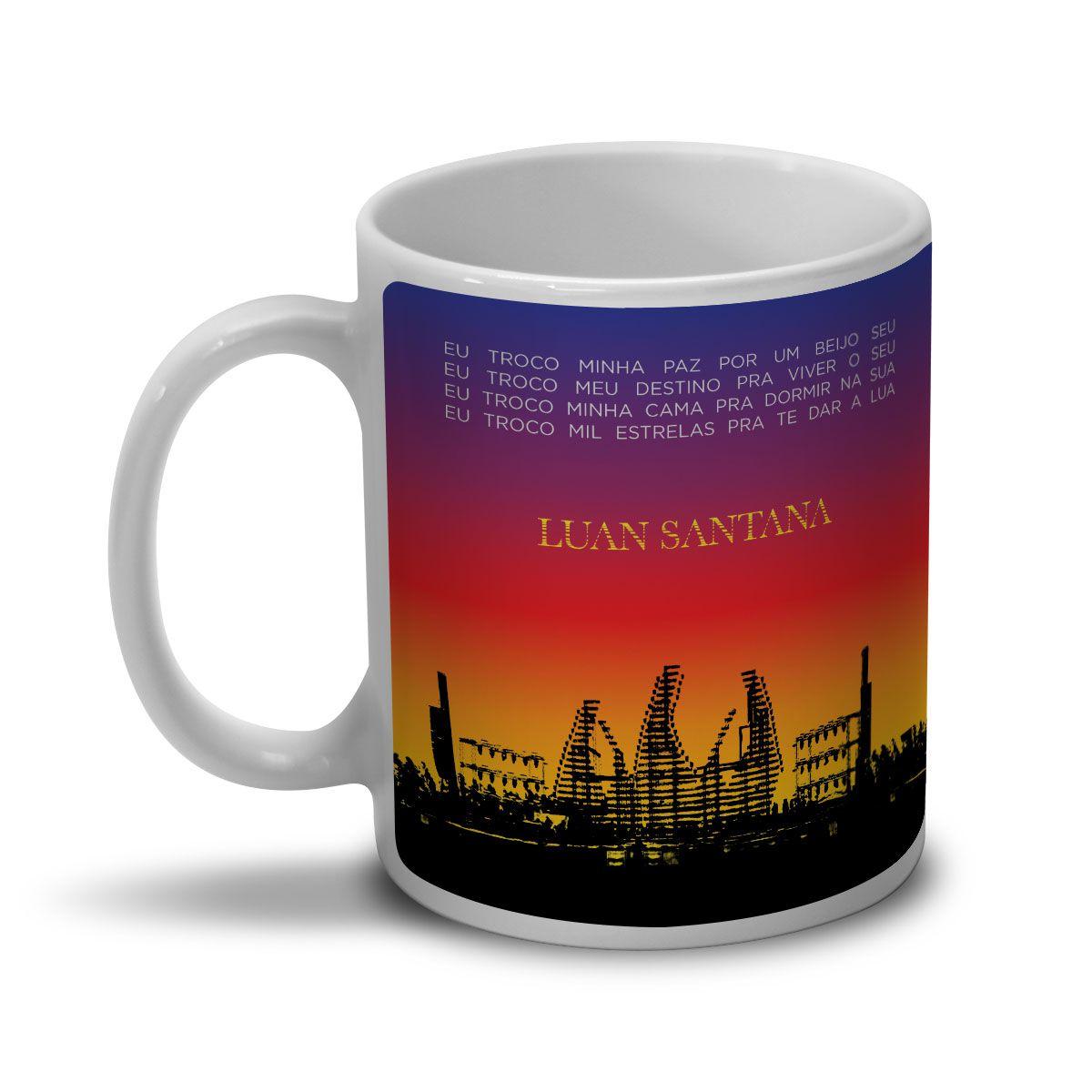 Caneca Luan Santana - Concept
