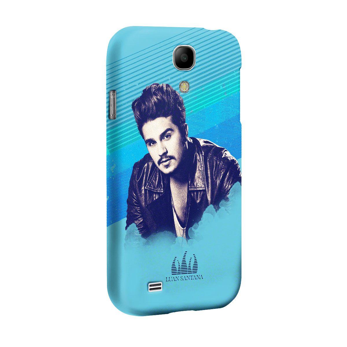 Capa para Celular Samsung Galaxy S4 Luan Santana Sky
