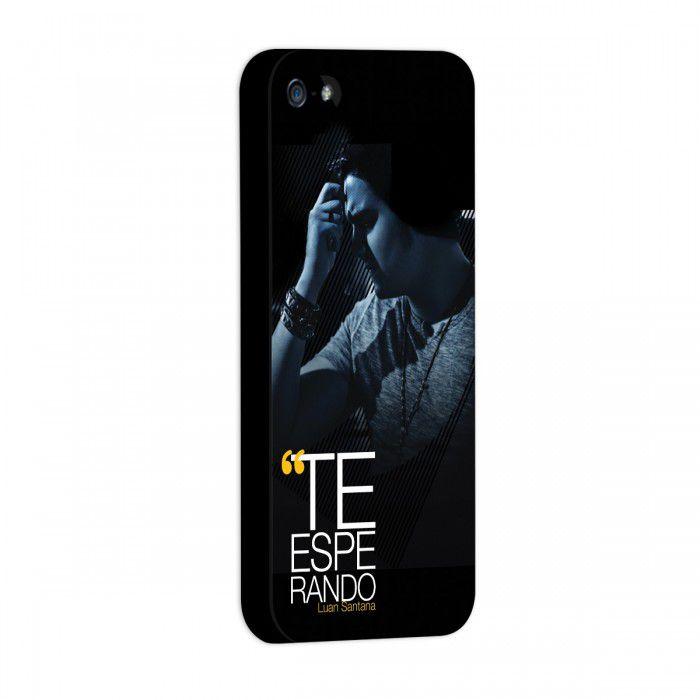 Capa de iPhone 5/5S Luan Santana - Te Esperando