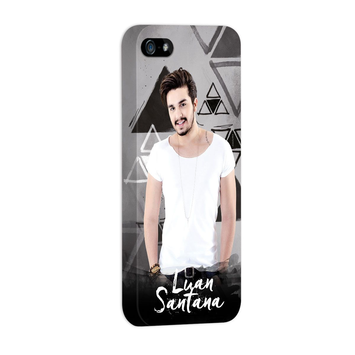 Capa para iPhone 5/5S Luan Santana Picture