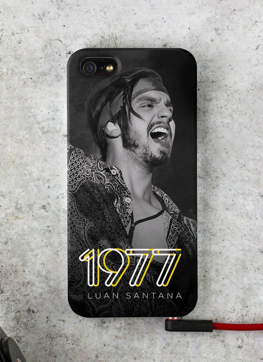 Capa para iPhone 5/5S/SE Luan Santana 1977