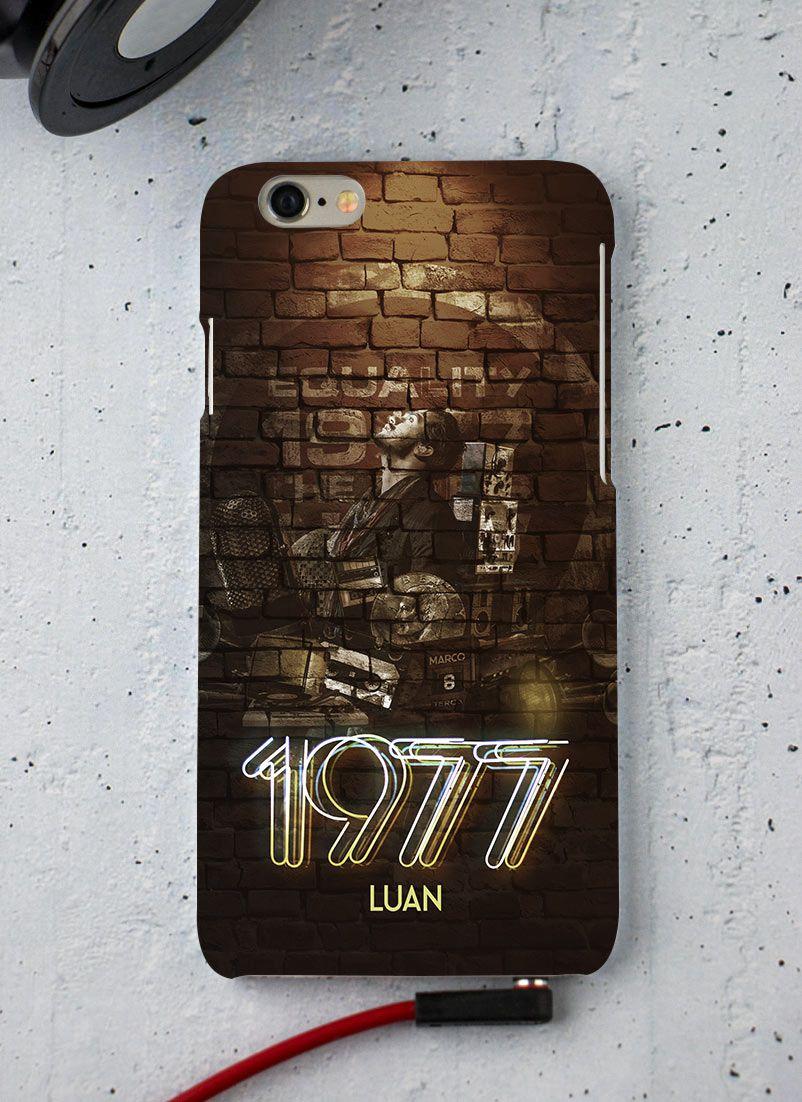 Capa para iPhone 6/6S Luan Santana 1977 Capa