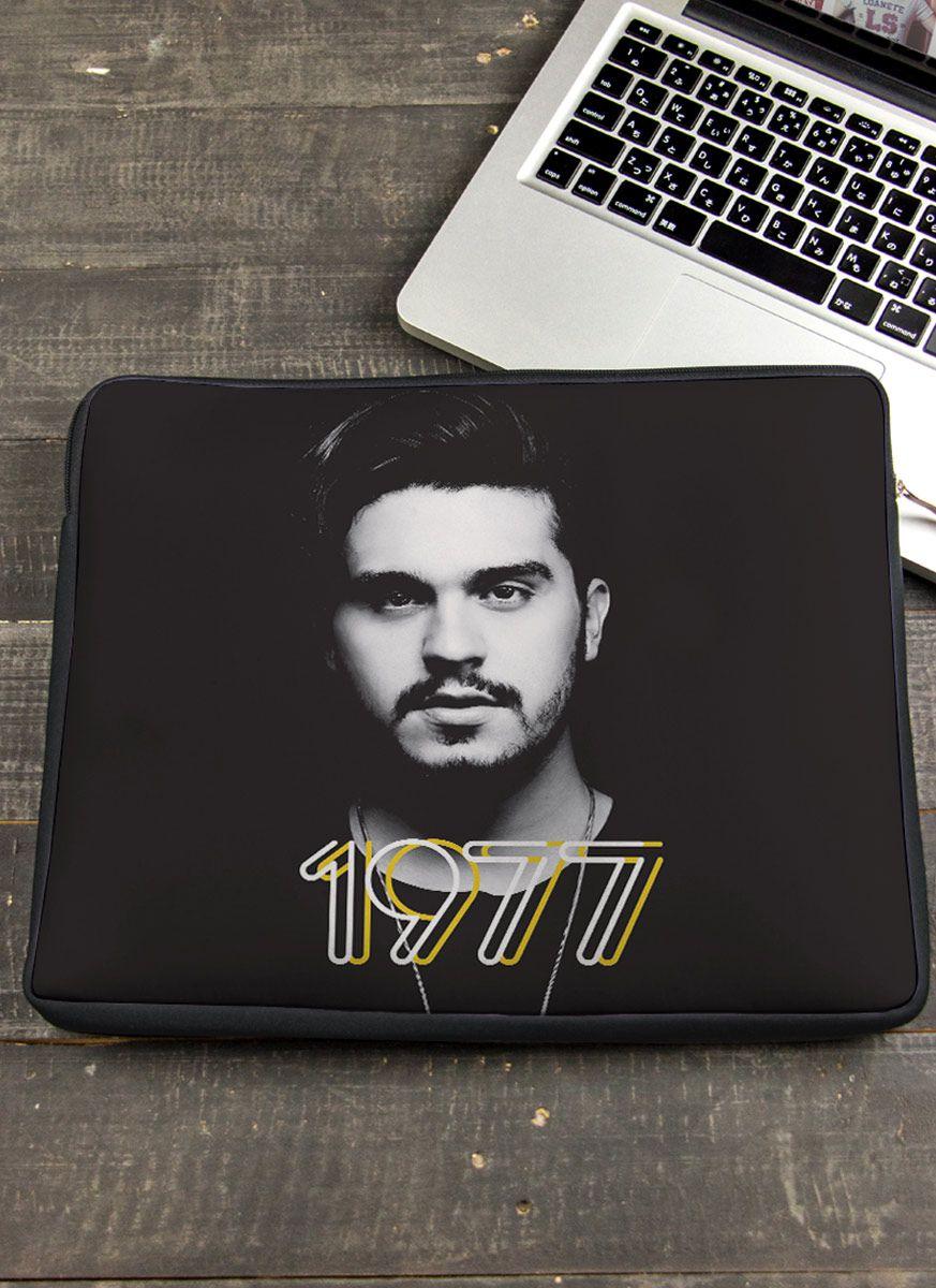 Capa para Notebook Luan Santana 1977
